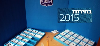 Israels Parliamentary Elections Day